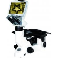 Buy cheap Digital LCD Inverted Metallurgical Microscope with 4 Infinite Plan Achromatic from wholesalers