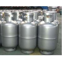 China 6KG  14.4L Capacity Compressed LPG Gas Cylinder Optional Low pressure wholesale