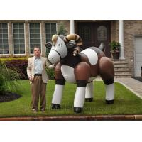 China Large PVC Inflatable Products Customized Inflatable Goat Toy EN71 wholesale