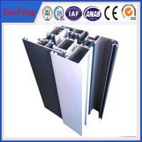 China thermal break window and door profiles and frames wholesale