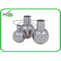 Quality Hygienic Rotating Cip Spray Ball Bolted Fixed , Cleaning Without Dead Angle for sale