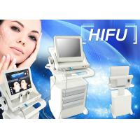 Quality Multi Functional Portable High Intensity Focused Ultrasound Hifu Beauty Machine For Salon for sale