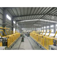 China Needle Punched Geotextile Production Line 4200mm-8200 Mm Width High Capacity wholesale