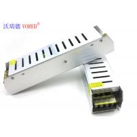 China LED Punch Words Led Switching Power Supply , Air Cooling Led Light Power Adapter wholesale