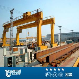 China YT crane manufacturer lifting equipment frame gantry crane wholesale