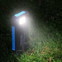 8000mah  solar charger power bank   waterproof High Quality  Portable Cell Phone Battery Supply Mobile
