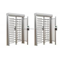 China Automatic Turnstiles Security Pedestrian Gate Full Height Turnstile on sale