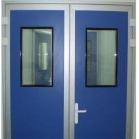 China Pharmaceutical Modular Clean Room Class 100 Clean Bench With Specialized Door wholesale