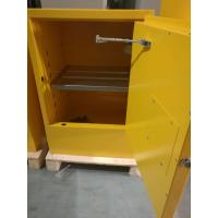 Quality Industry Type Safety Storage Cabinets For Flammable Liquid compliance to for sale