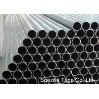 China 12mm stainless steel tube 316L Round Welded Stainless Steel Tube / Automatic Tubing 180 Grit Polished wholesale