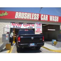 China Automatic car wash chain car wash systems in USA with car wash rotating brush on sale