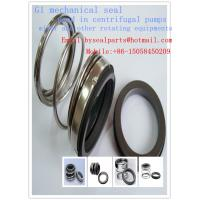 China G1 mechanical shaft seal mechanical seal for chemical pump wholesale