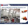 Buy cheap PEX-AL-PEX Plastic Pipe Making Machine / Multilayer PEX Pipe Production Line from wholesalers