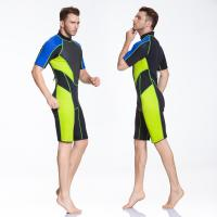 China shorty wetsuits diving suits,short sleeve suits 3mm 4mm china manufacture wholesale