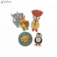China PP Die Cut Product Label Sticker Printing / Personalised Kids Stickers wholesale