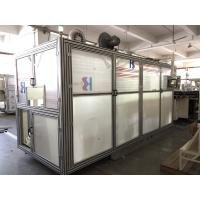 China Rolling Bag Baby Diaper Packaging Machine Stable 40 bags/min Packing Speed wholesale