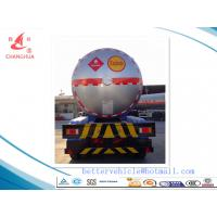 China 2 AXLE/3 AXLE/4 AXLE LPG Tanker Trailer Transportation wholesale