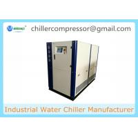 China Copeland Scroll Compressor Packaged Type Water Cooled Chiller wholesale