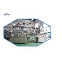 China Professional Oil Bottle Filling Machine , Edible Oil Packing Machine AC220V/50Hz wholesale