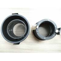 China Anti Glare Ceiling Lights Frame For AR111 Trimless Downlight wholesale