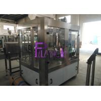China PLC Control High Speed Automatic Water Filling Machine For Plastic / PET Bottle wholesale