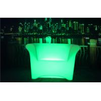 China 6 Hours Charge Time LED Lighting Furniture 10 M Control Distance LED Light Sofa wholesale