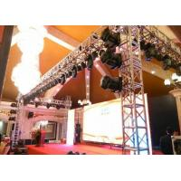 China ML -203 CE Approved Anti - Oxidation Aluminum Stage Truss For Indoor Wedding wholesale