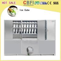 China 380V 50Hz 3P 5 Ton Ice Cube Machine With Low Power Consumption wholesale