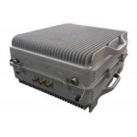 Buy cheap 90dB High Gain Wireless Mobile Signal Repeater GSM 900MHz For Airport / Tunnel from wholesalers