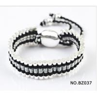 China handmade weave bracelet wholesale