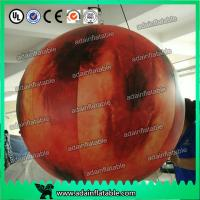 China Event Inflatable Mars Ball LED Light Inflatable Balloon wholesale