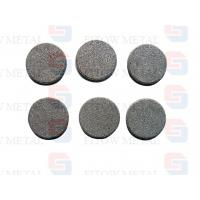 China 316 SUS316l Sintered Stainless Steel Metal Powder Filter wholesale