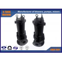 China Mine Submersible grey water Pump head 25m , commercial sewage pumps wholesale