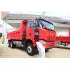 China FAW J6P Diesel Self Loading Dump Truck 6*4 Load Capacity 31 - 40t wholesale