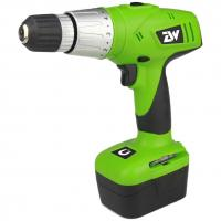 China 2 Gear Stage Cordless Electric Drill Driver / Battery Cordless Hammer Drills with Accessories wholesale