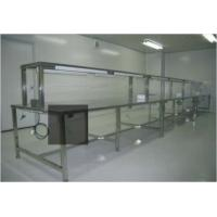 China ESD Anti Static Clean Room Equipment Two Layer Stainless Steel Work Bench Table wholesale