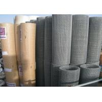 China Hot Dipped Galvanized Welded Wire Fence Roll 1.2M x 50M Thickness 1.8mm wholesale