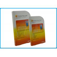 China English Microsoft Office Professional 2010 / 2013 Product Key Plus Sticker Label wholesale