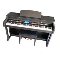 China Hammer Action Keyboard 88 key Digital Piano / Electronic Piano With Stool DP8808 wholesale