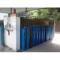 China Liquid Air Gas Separation Plant ,  Skid-mounted Oxygen Plant Filling Cylinder Decive wholesale