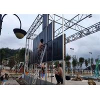 Buy cheap P5 Smd Outdoor Full Color LED Display Screen RGB Color All Weather Resistant from wholesalers