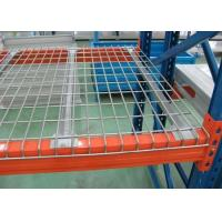 Quality Wire Mesh Decking for Pallet Racking for sale