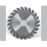 China Adjustable Scoring TCT Circular Saw Blades diameter 100mm  and 125mm on sale