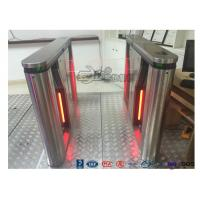 Quality Anti - Collision Bi - directional Drop Arm Turnstile RFID Card Single Pole Turnstile for sale