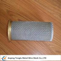 China Stainless Steel Cylinder Screen Filter|1-2400 mesh Supplied by China Factory wholesale