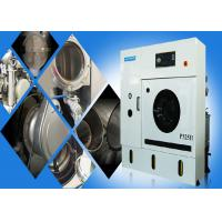 China Front Loading Perc Solvent Automatic Dry Cleaning Machine With Large Distill Box wholesale