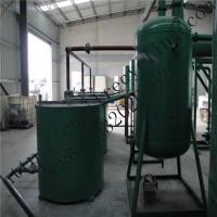 Quality ZSA-3 motor oil re-refining equipment for sale