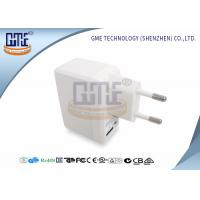 China White Universal Travel Power Adapter 5V 1A With ROHS GS Certificated wholesale