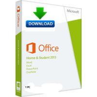 China Microsoft Original Software Office 2013 HS Instant Free Download wholesale