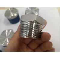 China Class 3000# Forged Steel Fittings Hex Plug Con Swage Sockolet ASTM A182 F60 DN100 on sale